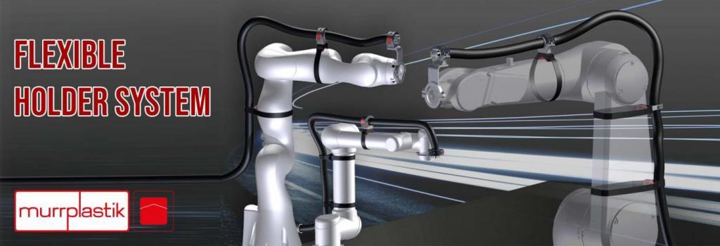 Murrplastic Flexible Holder System