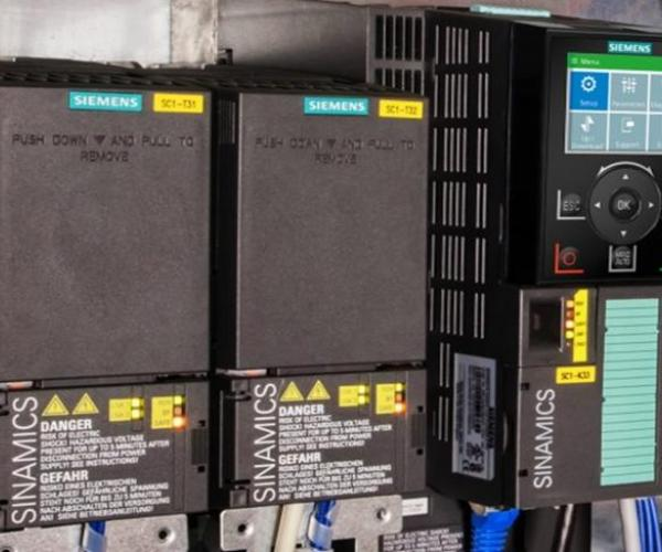 Use Induction Motors and Siemens G120 Drives